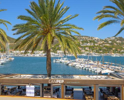 terraza restaurante can pep